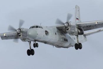 Một máy bay chở khách mất tích ở Nga