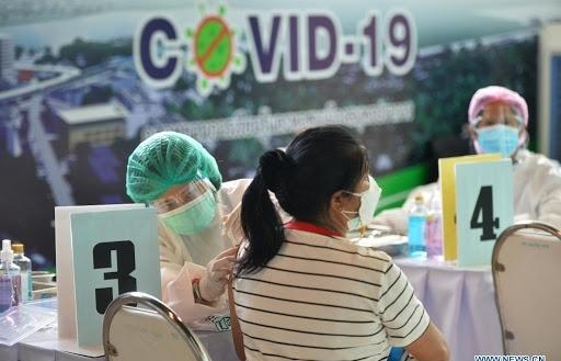 Thái Lan ghi nhận số ca mắc Covid-19 kỷ lục trong ngày