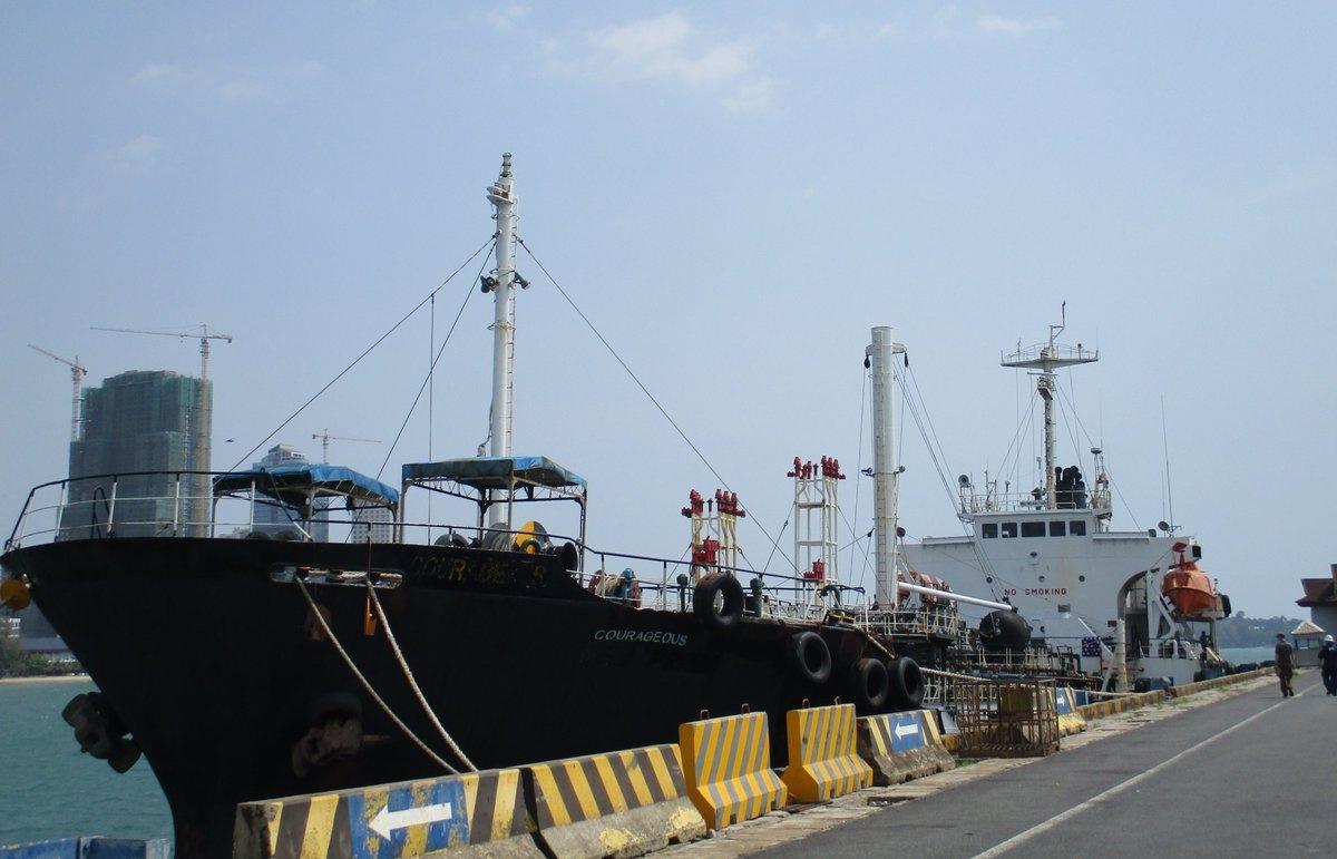 Mỹ thông báo bắt tàu chở dầu trái phép tới Triều Tiên