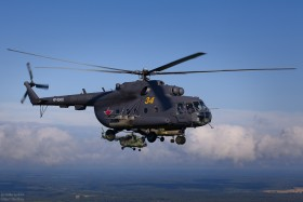 Không quân Nga bổ sung 400 trực thăng Mi-8 hiện đại hóa