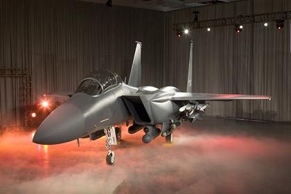 Singapore bí mật mở rộng phi đội tiêm kích F-15