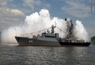 Nga, Azerbaijan và Kazakhstan tập trận chung trên biển Caspian