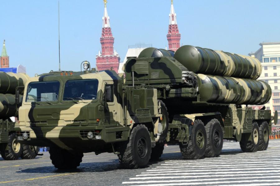 Tổ hợp tên lửa phòng không S-400