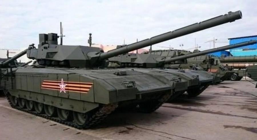 Xe tăng T-14 Armata.