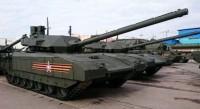 Nga sử dụng công nghệ in 3D để chế tạo tăng Armata?