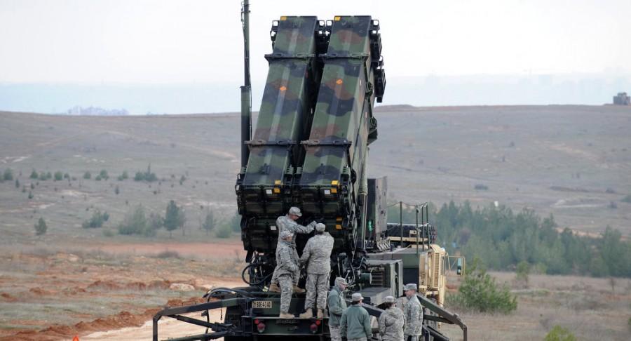Mỹ rút tên lửa phòng không Patriot khỏi Thổ Nhĩ Kỳ