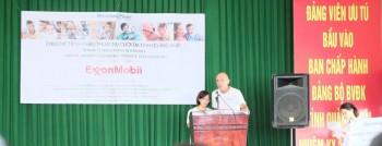 ExxonMobil Việt Nam tài trợ phẫu thuật nụ cười