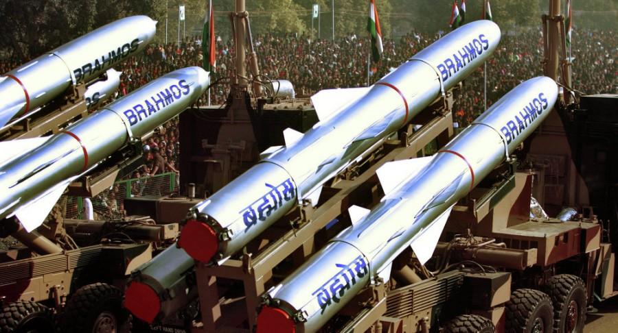 Nga - Ấn thử tên lửa BrahMos từ máy bay vào đầu năm sau