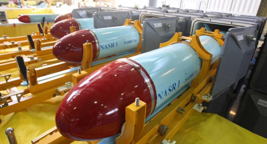 Iran trang bị tên lửa hành trình nội địa cho UAV
