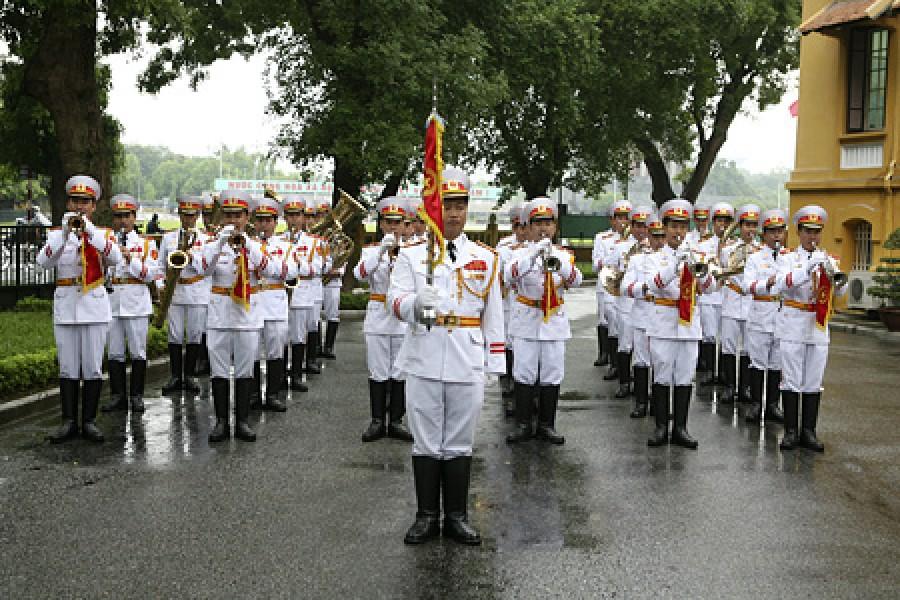 Kết quả hình ảnh cho Quân nhạc