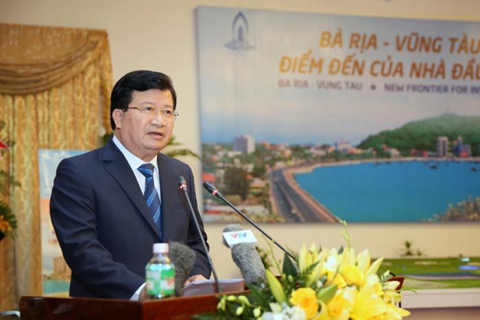 Phó Thủ tướng dự hội nghị xúc tiến đầu tư vào Bà Rịa-Vũng Tàu