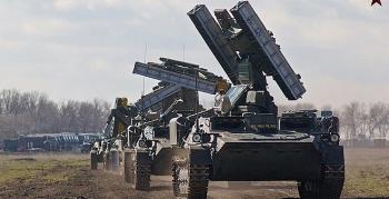 8.000 binh sĩ Nga tập trận quy mô lớn