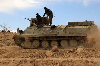 YPG sẵn sàng cùng quân đội chính phủ chống IS tại Sweida