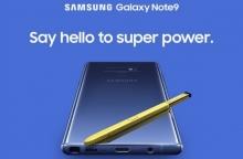 huong dan xem truc tiep su kien ra mat smartphone bom tan galaxy note 9