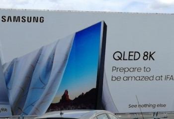 Samsung có thể ra TV QLED 8K tại IFA 2018