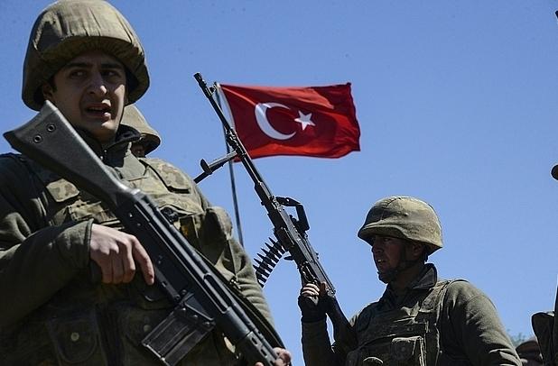 Syria cáo buộc Thổ Nhĩ Kỳ có 10.000 binh sĩ trong lãnh thổ nước này