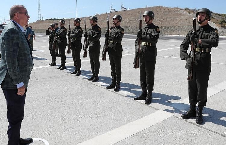 Thổ Nhĩ Kỳ sắp thực hiện chiến dịch quân sự tại miền Bắc Syria