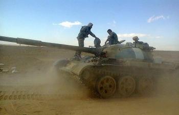 doan xe tho nhi ky suyt trung bom cua quan doi syria