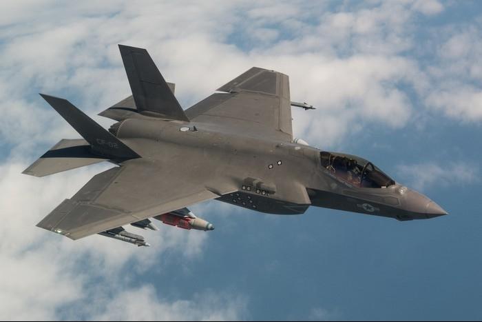 Mỹ sẽ sớm loại linh kiện Thổ Nhĩ Kỳ khỏi F-35