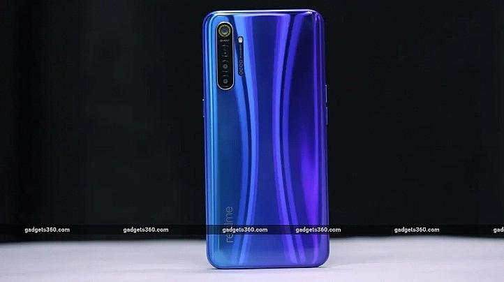 realme trinh lang mau smartphone co camera 64 megapixel