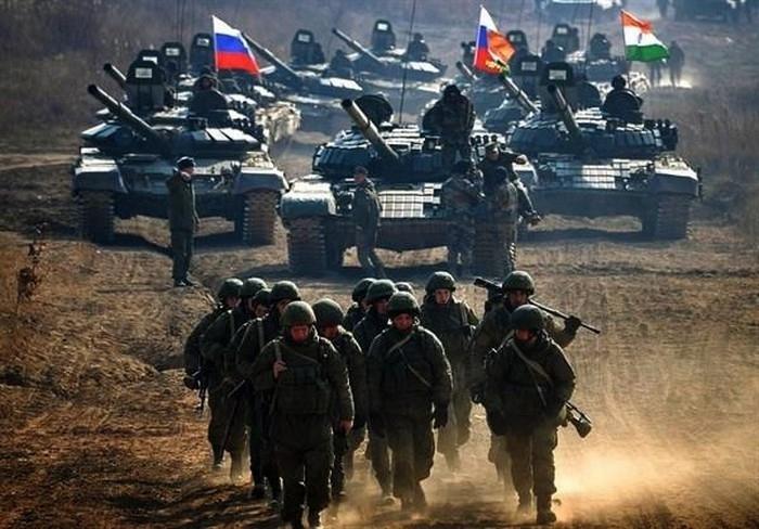 Ấn Độ rút khỏi cuộc tập trận có Trung Quốc tham gia