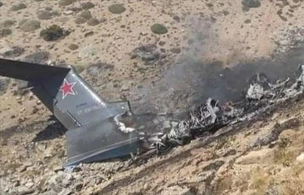Thủy phi cơ Nga rơi ở Thổ Nhĩ Kỳ, 8 người thiệt mạng