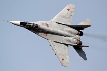 Liên tiếp các vụ rơi máy bay tại Nga