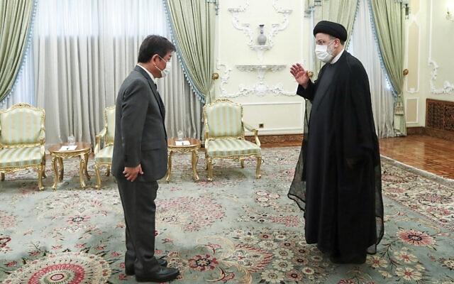 Nhật Bản kêu gọi Iran quay trở lại thỏa thuận hạt nhân