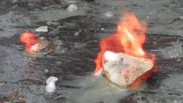 Băng cháy: Nhiên liệu của tương lai
