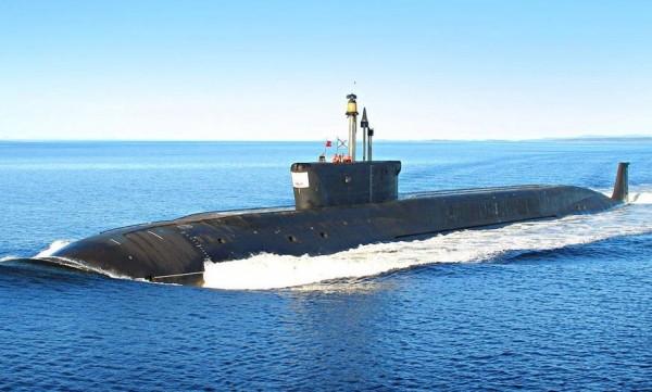 Hạm đội Thái Bình Dương Nga có thêm tàu ngầm chiến lược