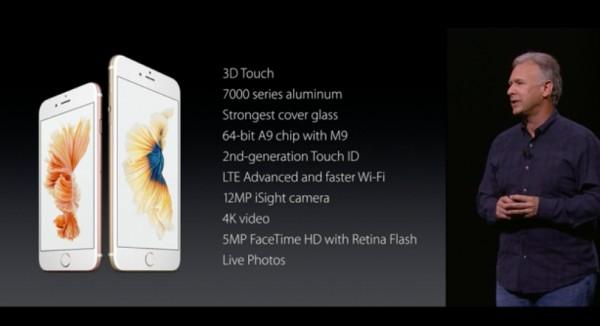 Có gì trong bộ đôi siêu phẩm iPhone 6S và 6S Plus vừa ra mắt?