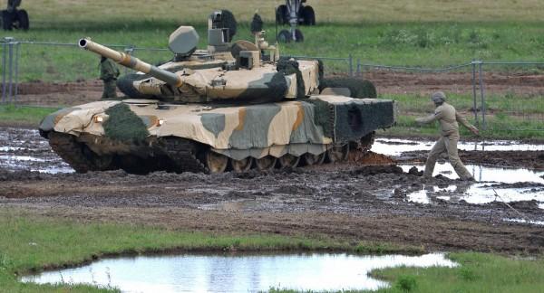 T-90 vẫn hot
