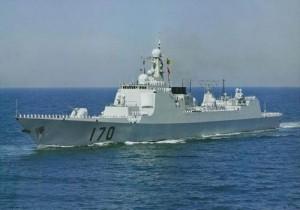 Trung Quốc - Malaysia tập trận chung ở eo biển Malacca