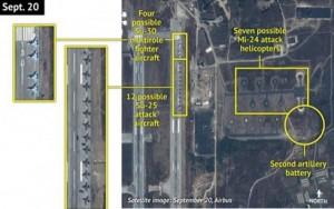 Mỹ tố chiến đấu cơ Nga tắt thiết bị liên lạc, lén vào Syria