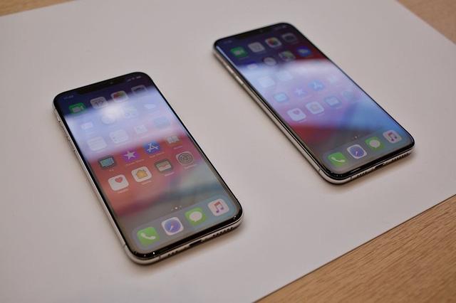 can canh bo doi iphone xs va xs max moi ra mat cua apple