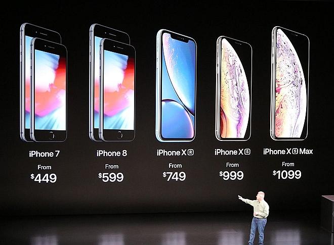 iphone xs max ban tai viet nam voi gia 43 trieu dong