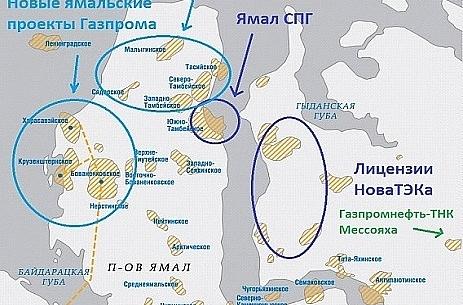 gazprom neft co the trung thau mo khi condensate khambateyskoye o yamal