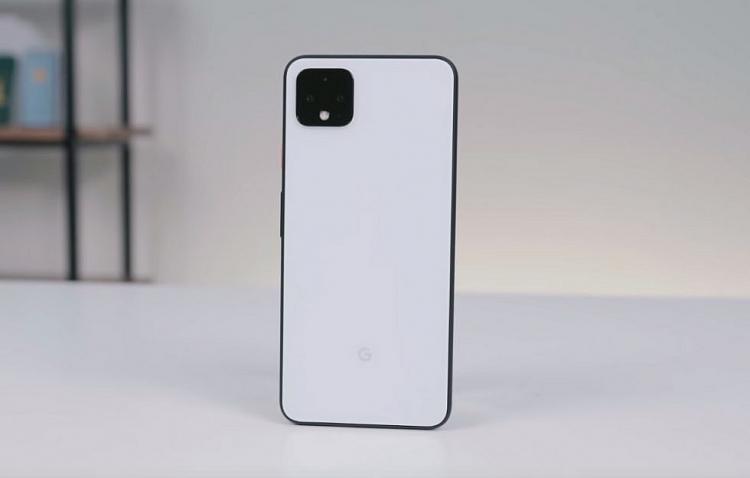 google ra mat pixel 4 vao giua thang 10