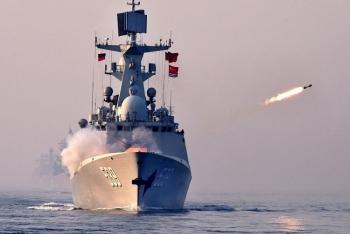 Trung Quốc, Nga, Iran lên kế hoạch tập trận hải quân chung