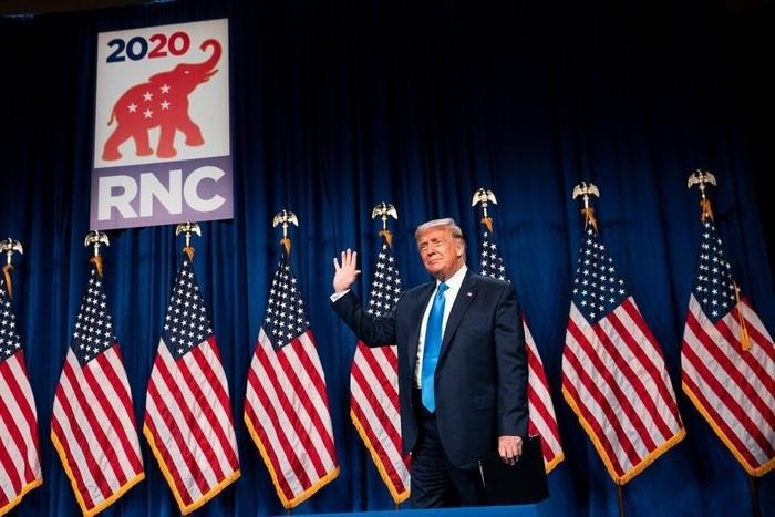 Ông Trump sẵn sàng 'bỏ tiền túi' cho chiến dịch tranh cử