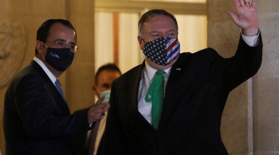 Mỹ lên tiếng về hành động của Thổ Nhĩ Kỳ ở Đông Địa Trung Hải