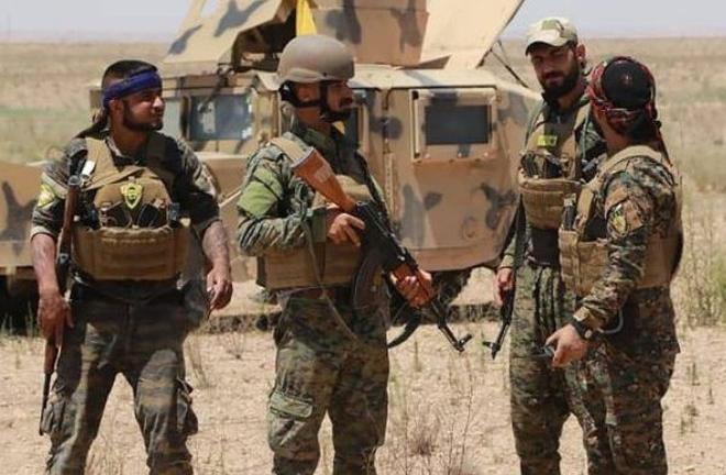 Bộ lạc Syria tấn công lực lượng được Mỹ hậu thuẫn
