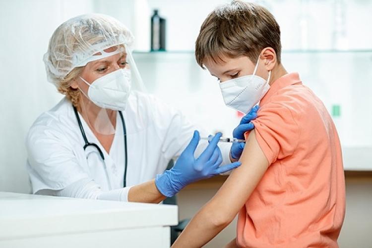 Tiêm vaccine ngừa Covid-19 cho trẻ em tại Mỹ