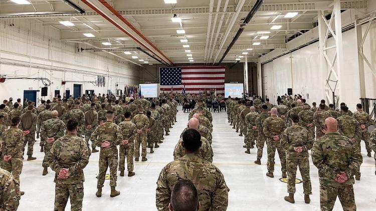 Hạ viện Mỹ đề xuất gần 800 tỷ USD cho ngân sách quốc phòng