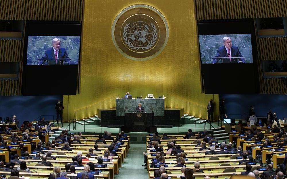 Tổng thư ký Liên Hợp Quốc phê phán các nước giàu trong việc phân phối vaccine