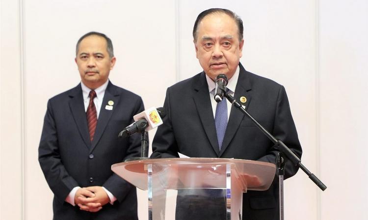 Bộ trưởng Năng lượng Brunei