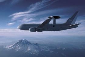 Nhật ráo riết nâng cấp máy bay cảnh báo sớm