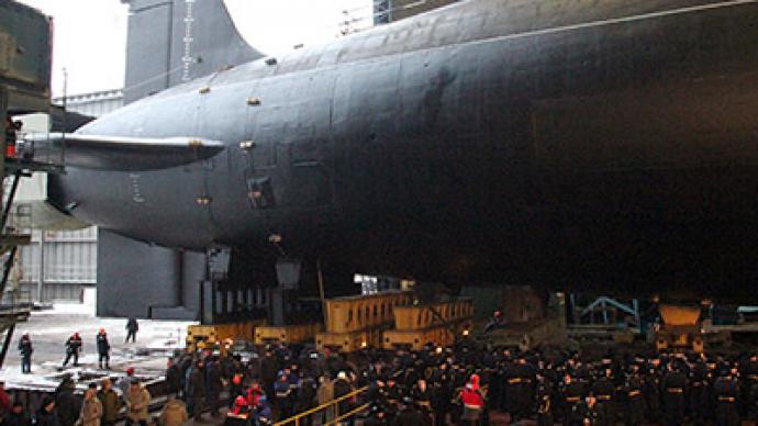 Nga thử nghiệm thành công tàu ngầm hạt nhân mới
