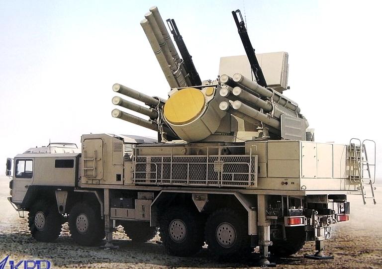 Nga đưa S-400, Pantsir-S vào trực chiến