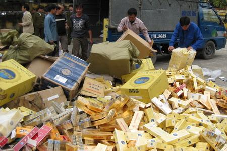 Thủ tướng Chính phủ chỉ đạo tăng cường chống buôn lậu thuốc lá